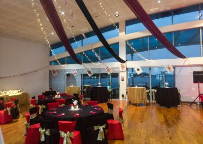 Host your themed function at The Coast Bar and Restaurant
